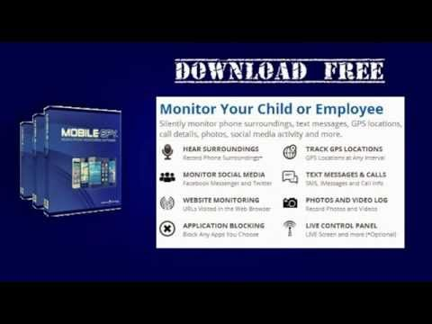Download Free Mobile Spy Smartphone Monitoring Software New Feb 2014