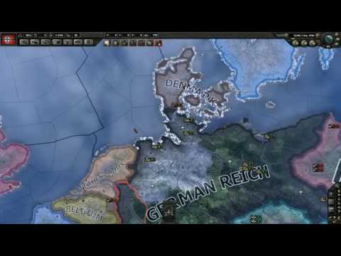 HOI4 Halby - Veteran Naval Germany #1