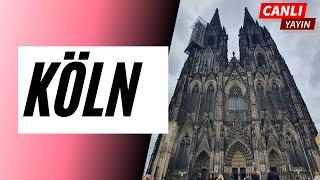 Köln Gezisi - Katedral - Weidengasse Türk Sokağı