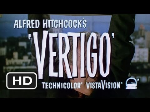 Vertigo Official Trailer #1 - (1958) HD