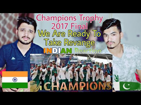 Indian Reacts To CHAMPIONS TROPHY FINAL 2017 | AWESOMO SPEAKS | Asia Cup 2018 Dissection | M Bros