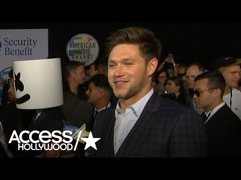 Niall Horan Talks His Solo Career & If One Direction Could Reunite At 2017 AMAs | Access Hollywood