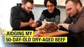 5. Did I Go Too Far ? The Dry Aged Beef Machine Is Over.