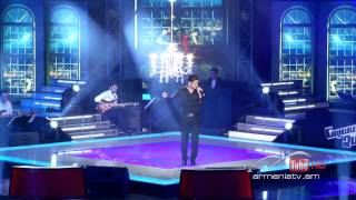 Gevorg Martirosyan, Y Si Fuera Ella - The Voice Of Armenia - Live Show 4 - Season 1