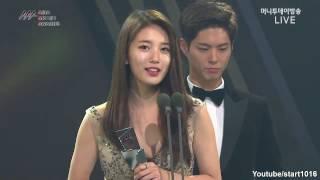 [Clip] 161116 수지(Suzy) - Best Star Award + Scenes Full Cut - 2016 Asia Artist Awards(AAA)
