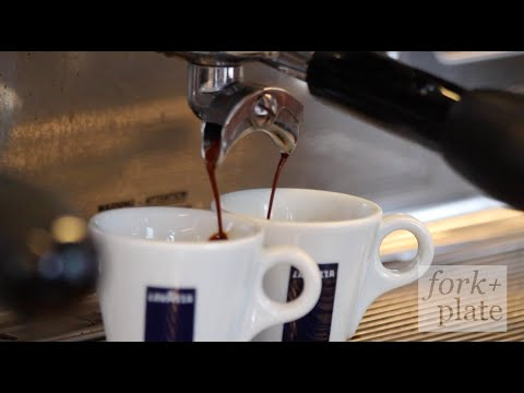 How to Make the Perfect Espresso w/ Sal Foto of Lavazza