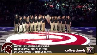 CHS Show Choir • Atlanta Hawks 031316
