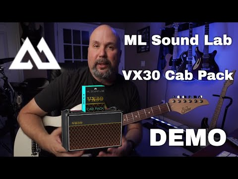 ML Sound Lab - VX30 Cab Pack Demo