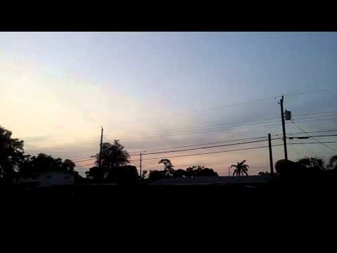 Photokinesis: Evening Skylights/Brightness Pulses (Radiative Energy)