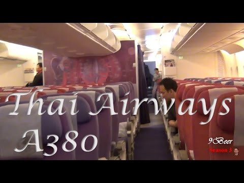 Thai Airways International From Tokyo Narita to Bangkok