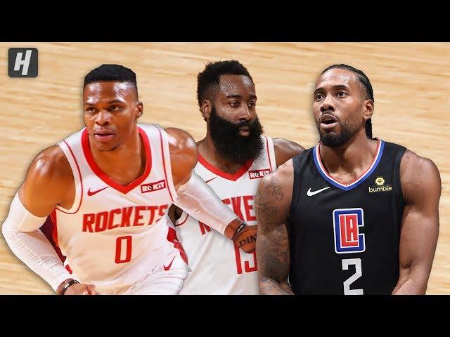 Los Angeles Clippers vs Houston Rockets - Full Game Highlights | November 13 | 2019-20 NBA Season