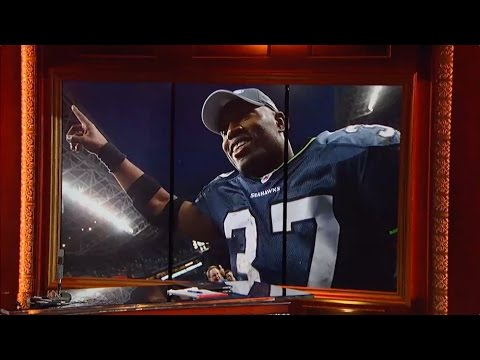 Shaun Alexander Talks Seattle Seahawks on The RES - 1/20/15