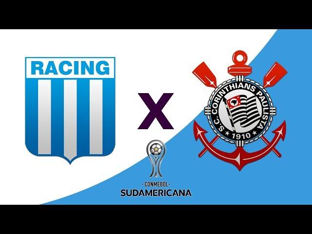 RedeTV! transmite Racing x Corinthians pela Sul-Americana às 21h30 desta 4ª