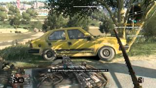 Dying Light The Following Side Quest Power to the People Walkthrough