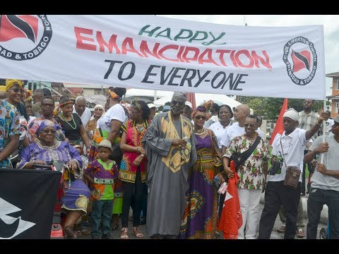 Emancipation Day in Trinidad, August 1st, 2017 - Part One