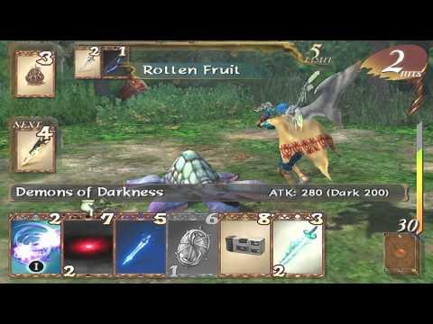Baten Kaitos Game Sample - GameCube
