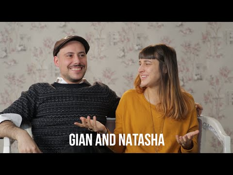 The Love Interviews: Meeting the Right Person (Natasha & Gian)