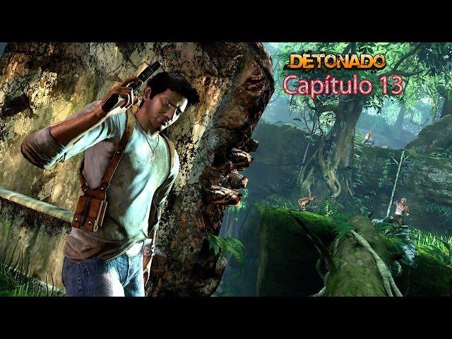 Detonado Uncharted Drake's Fortune: Capítulo 13 - Santuário? - Em PT?