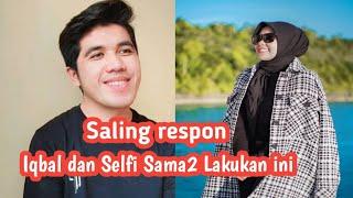 Terbaru Tiktok Bareng Selfi Lida Dengan Iqbal Lida, Gayanya bikin Gemoyy...