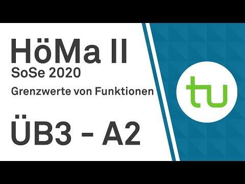 Grenzverhalten bei e^x gegen 2, limes, Beispiel   Mathe by Daniel Jung from YouTube · Duration:  3 minutes 43 seconds