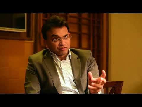 Vishal Agarwal talks about the perception that Chinese Investments comes with unethical practices,