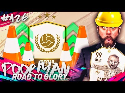 HOW TO CRAFT A BABY ICON SBC! 50x GOLD PLAYER PACKS! - POOR MAN RTG #126 - FIFA 19 Ultimate Team thumbnail