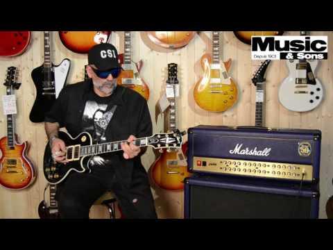Gibson Les Paul Custom Shop Peter Frampton Demo par Judge Fredd
