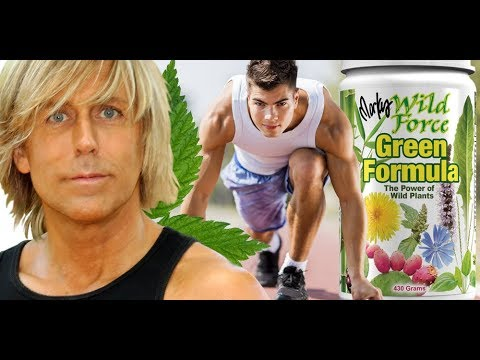 WildForce Greens Formula- Feel the Power of Wild Plants!
