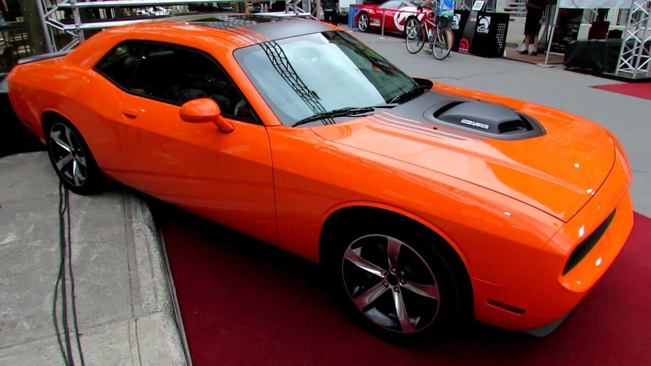 2014 Dodge Challenger Shaker Exterior Walkaround Crescent Str