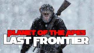 Planet of the Apes Last Frontier - Атмосферная планета обезьян :3