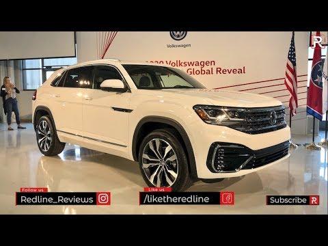 2020 Volkswagen Atlas Cross Sport – Redline: First Look