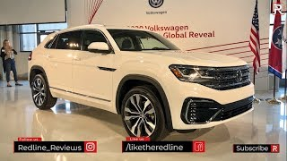 2020 Volkswagen Atlas Cross Sport – Redline: First Look