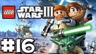 LEGO Star Wars 3 - The Clone Wars - Episode 16 - Rookies (HD)