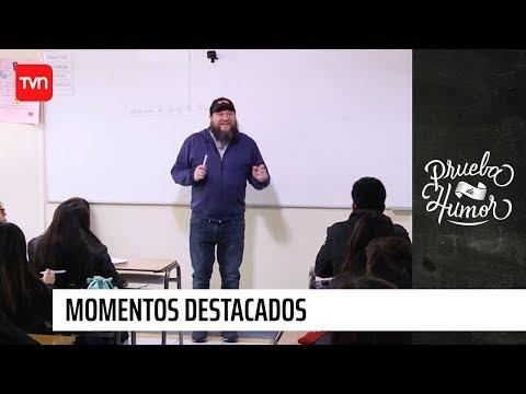 Rodrigo Salinas Explicó La Ruta Que Hizo Diego De Almagro | Prueba De Humor