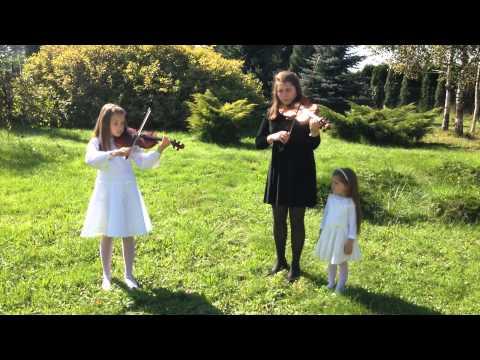 Johann Pachelbel - Canon in D violin duet cover