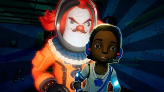 HELLO NEIGHBOR MULTIPLAYER ALIEN FULL GAME SPACE LEADER