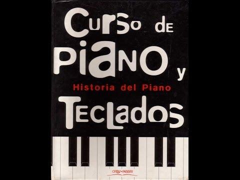 CURSO DE PIANO & TECLADO Lecciones 11 al 20 + Libro PDF