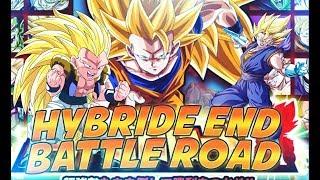 DBZ DOKKAN BATTLE FR | ON TENTE LE BATTLE ROAD EN TEAM HYBRIDE SUPER ENDURANCE! thumbnail