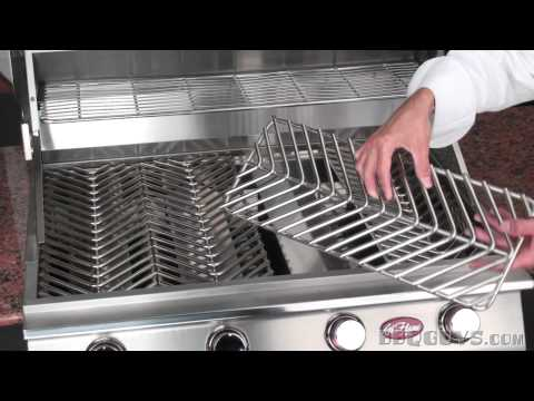 Cal Flame G4 Built-In Gas Grill - BBQGuys.com