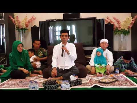 Hukum Mengucapkan Selamat Natal dan Tahun Baru, Ustadz Abdul Somad Lc MA