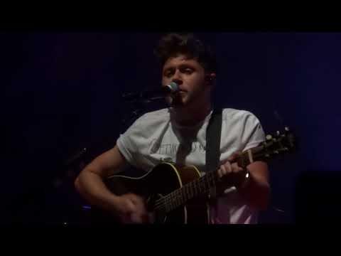 Niall Horan - Seeing Blind - 10/09/17 Sydney Flicker Session #4 HD