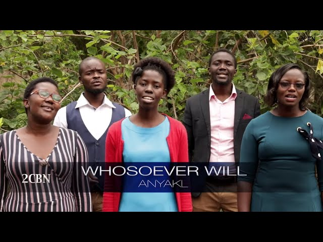 Whosoever Will | Kanyakla (Audio by Galant Music)