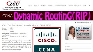 CCNA: Rip(Routing Information Protocols) in Hindi By ZCC Group