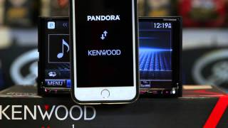 How to setup Bluetooth streaming on Kenwood's DDX9902S multimedia radio
