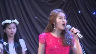 HOA TUYẾT (Mika Nakashima; phối âm: Nguyễn Bách) - HUỲNH LỆ HUYỀN & CHOIR