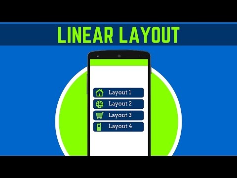 14  INTRODUCTION TO LINEAR LAYOUT IN ANDROID STUDIO | ANDROID APP