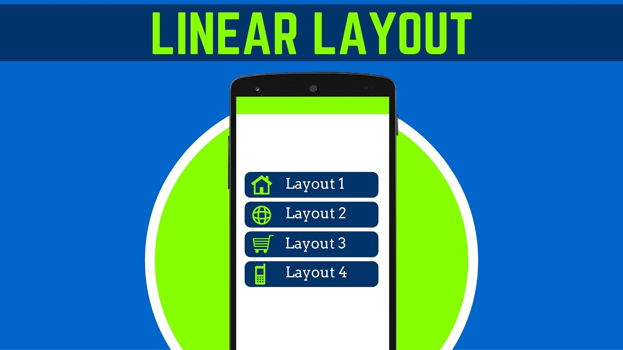 Android Linearlayout Remove Space Between Items