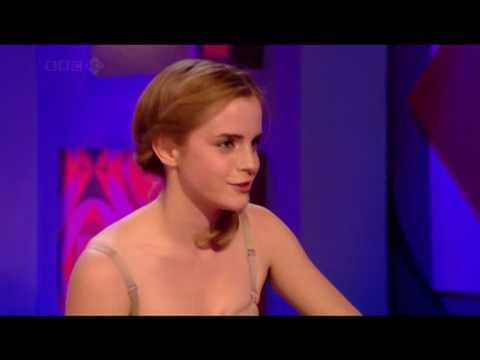 Emma Watson interview with Jonathan Ross (HD) Part 1