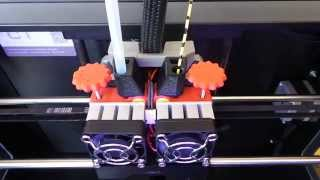 Adjustable Extruder Drive Block Upgrade for Replicator 2X(Download the 3D-print STL files from http://www.thingiverse.com/thing:267394) Experimental adjustable drive block for the Replicator 2X extruder. The purpose ..., 2014-04-02T07:30:39.000Z)