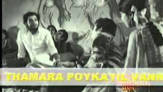 ente swapnathin thamara poykayil vannirangiya roopavathi with lyrics